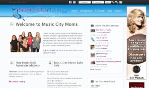 social media website design brentwood wordpress nashville joomla