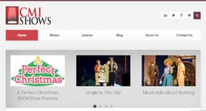wordpress nashville woocommerce church musicals